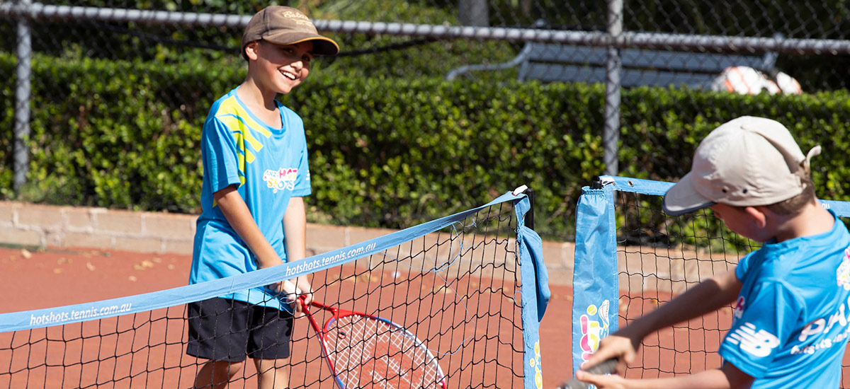 Sydney ANZ Hot Shots Junior Tennis Groups