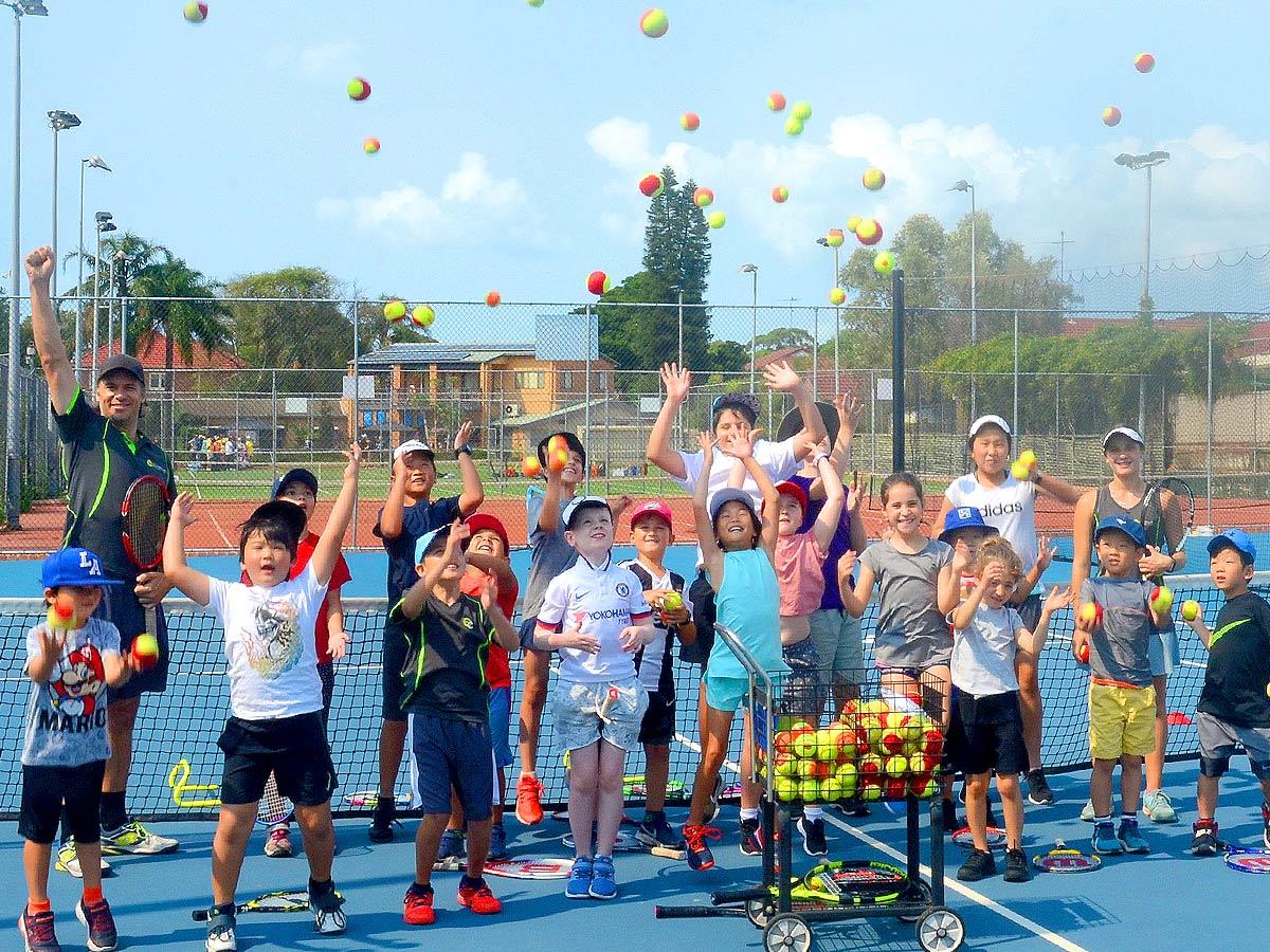 Sydney Kids Tennis Camp