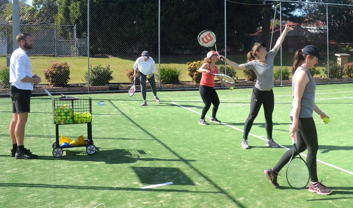 Adults Cardio Tennis Sydney