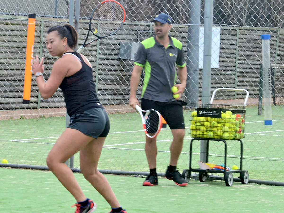 Sydney Tennis Private Lessons